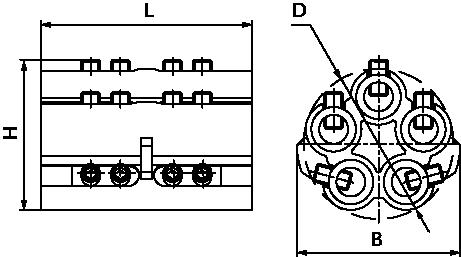 Типоразмеры КСМ